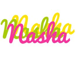 Nasha sweets logo
