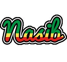 Nasib african logo