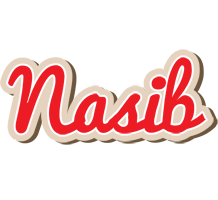 Nasib chocolate logo