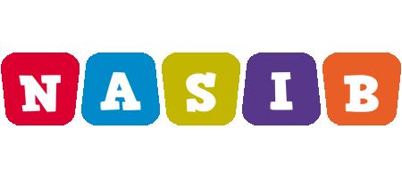 Nasib daycare logo