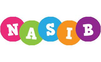 Nasib friends logo