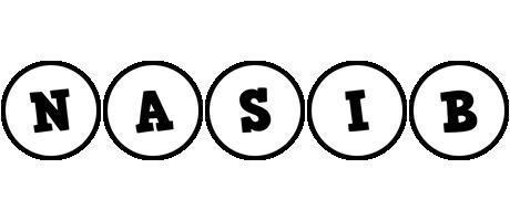 Nasib handy logo