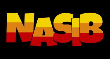 Nasib jungle logo
