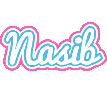 Nasib outdoors logo