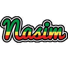Nasim african logo