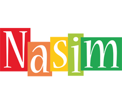 Nasim colors logo