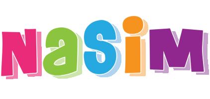 Nasim friday logo