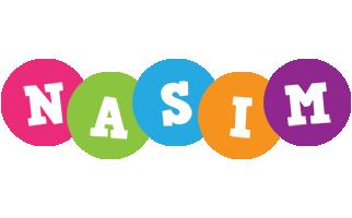 Nasim friends logo