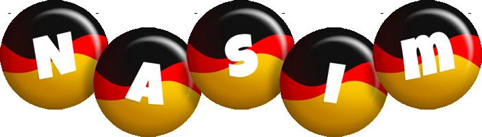 Nasim german logo