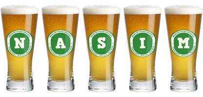 Nasim lager logo