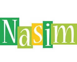 Nasim lemonade logo