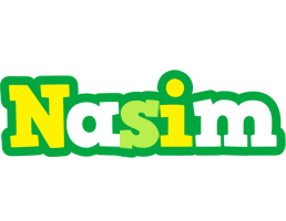 Nasim soccer logo