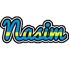 Nasim sweden logo