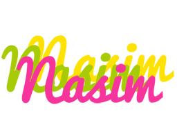 Nasim sweets logo