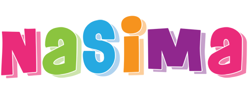 Nasima friday logo