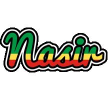 Nasir african logo