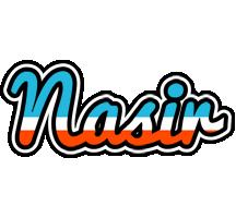Nasir america logo