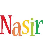 Nasir birthday logo