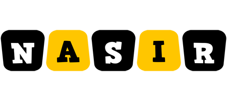 Nasir boots logo