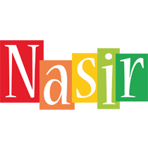 Nasir colors logo
