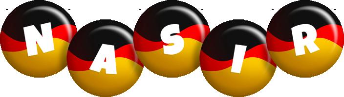 Nasir german logo