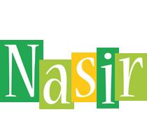 Nasir lemonade logo