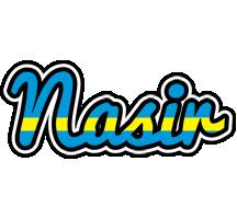 Nasir sweden logo