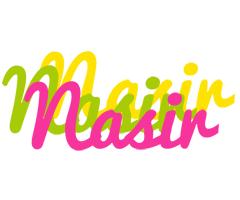 Nasir sweets logo