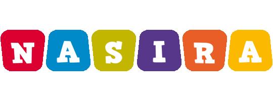Nasira kiddo logo