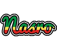 Nasro african logo