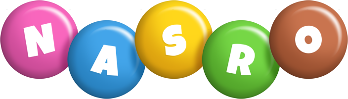 Nasro candy logo