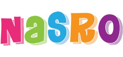 Nasro friday logo