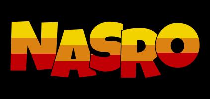 Nasro jungle logo