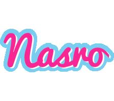 Nasro popstar logo