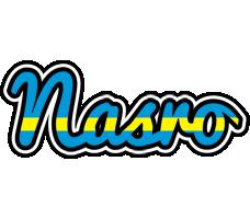 Nasro sweden logo