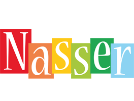 Nasser colors logo
