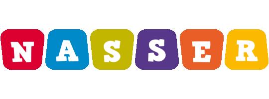 Nasser kiddo logo