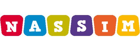 Nassim kiddo logo