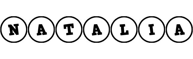 Natalia handy logo