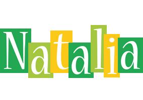 Natalia lemonade logo