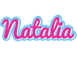 Natalia popstar logo