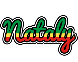 Nataly african logo
