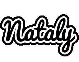 Nataly chess logo