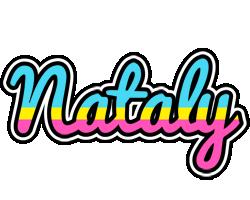 Nataly circus logo