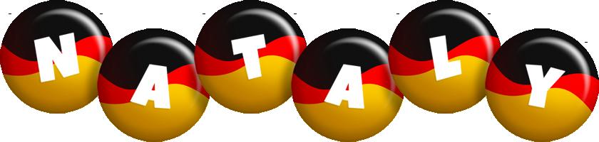 Nataly german logo