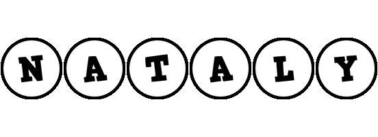 Nataly handy logo