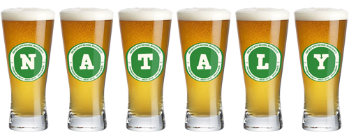 Nataly lager logo