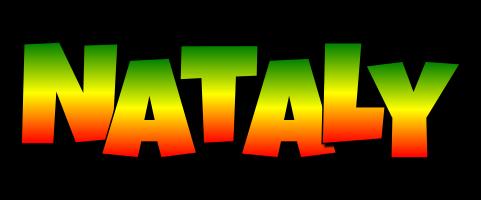 Nataly mango logo