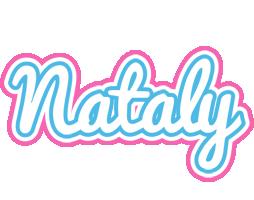 Nataly outdoors logo