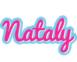 Nataly popstar logo